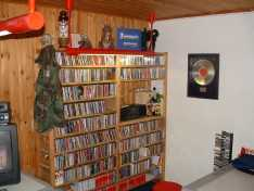 Joe's CD collection